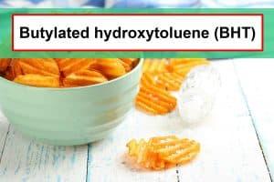 کاربرد بوتیل هیدروکسی تولوئن BHT