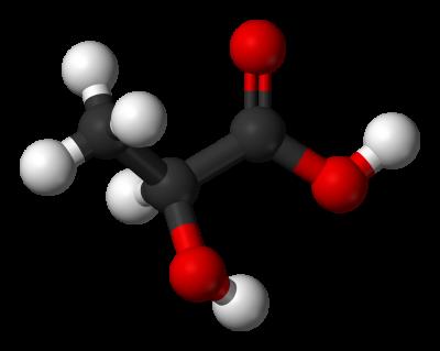 اسید لاکتیک چیست