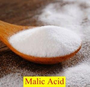 مزایای اسید مالیک