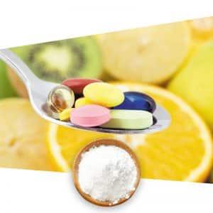 کاربرد ویتامین سی