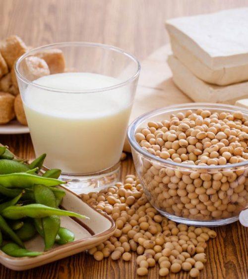 کاربرد ایزوله پروتئین سویا