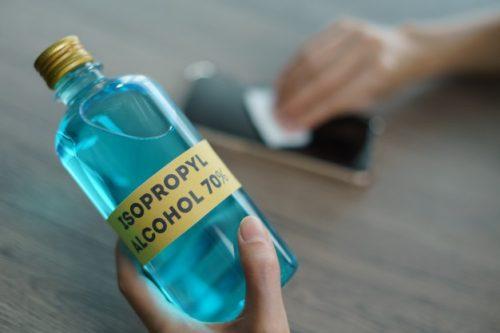 خواص ایزوپروپیل الکل
