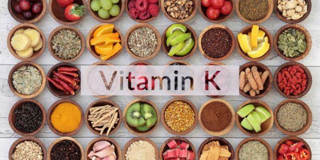 تصویر ویتامین K