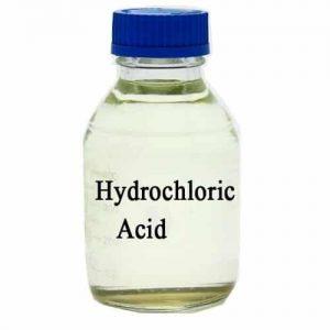 اسید هیدروکلریک (جوهر نمک)