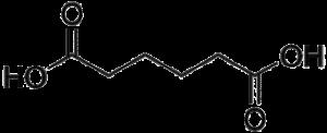 ساختار آدیپیک اسید
