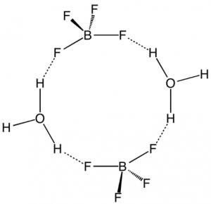 فلوئورو بوریک اسید