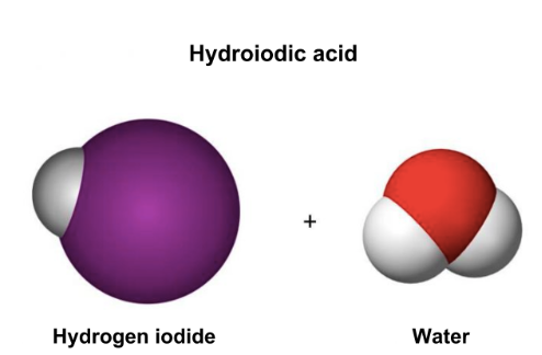 تصویر هیدرویدیک اسید