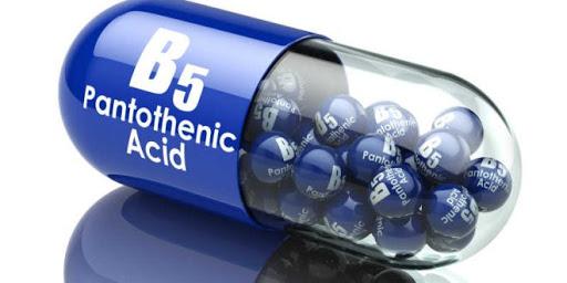 پانتوتنیک اسید