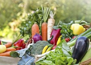 لیست سبزیجات حاوی ویتامین B