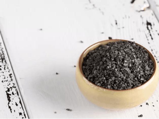 نمک سیاه هندی