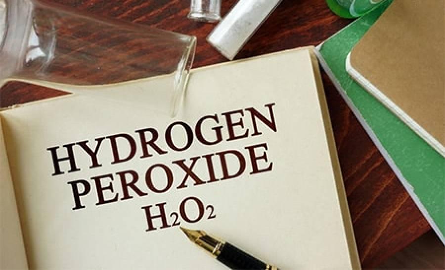 تصویر هیدروژن پراکسید