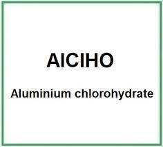 کلروهیدرات آلومینیوم