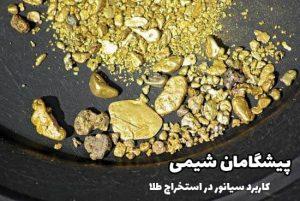 کاربرد سیانور در استخراج طلا