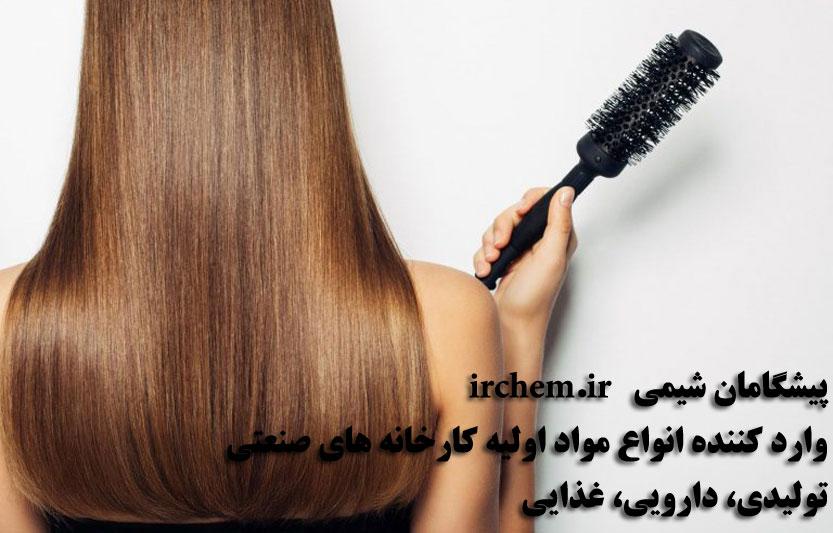 تصویر رشد مو و ویتامین های موثر