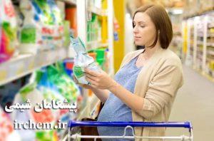 استفاده از محصولات تمیز کننده در دوران بارداری