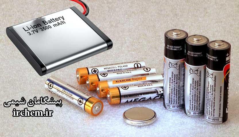 ساخت باتری