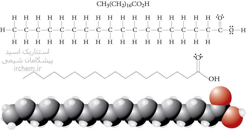 اسید استئاریک چیست