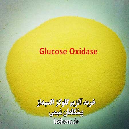 خرید آنزیم گلوکز اکسیداز