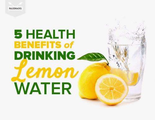 تصویر 5 فایده نوشیدن آب لیمو برای سلامتی