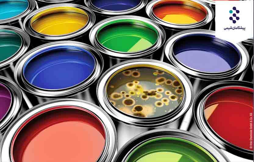 رنگ ها و پوشش ها