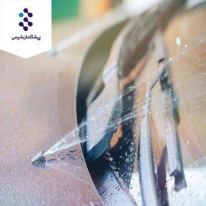 فرمولاسیون پاک کننده شیشه ماشین