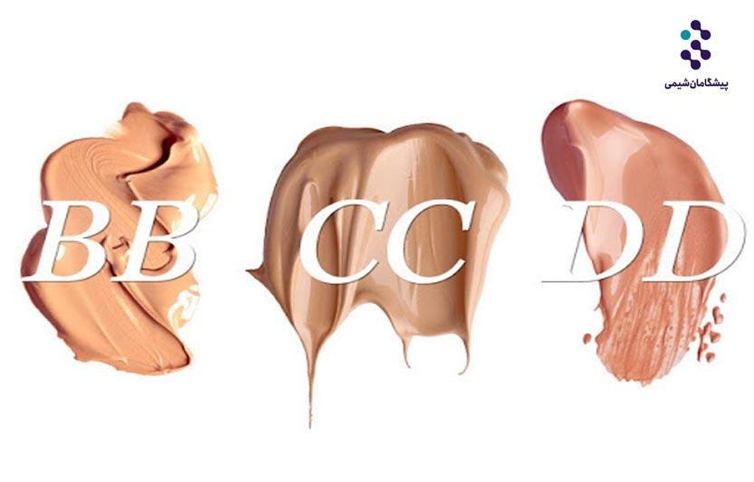 کرم های BB, CC و DD