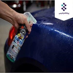 فرمولاسیون کمک خشک کن اتومبیل