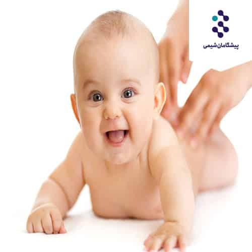 فرمولاسیون روغن ماساژ بچه