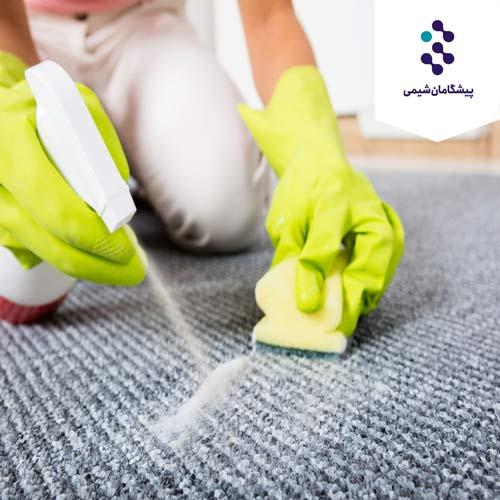 فرمولاسیون شامپو فرش و قالیچه