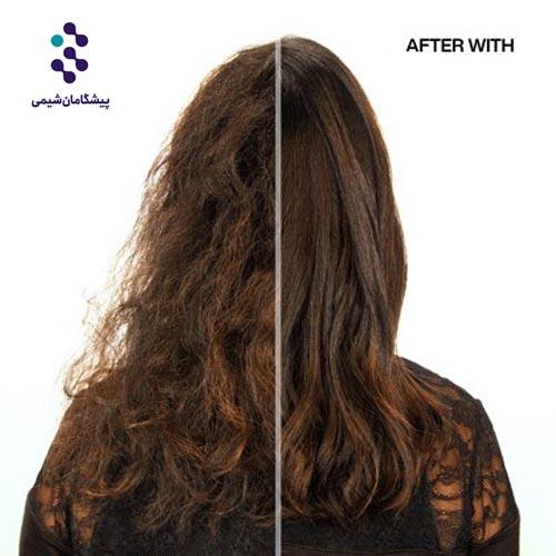 فرمولاسیون ماسک برطرف کننده وز مو