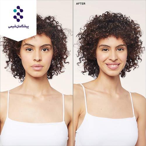 فرمولاسیون ژل ضد وز موهای فر