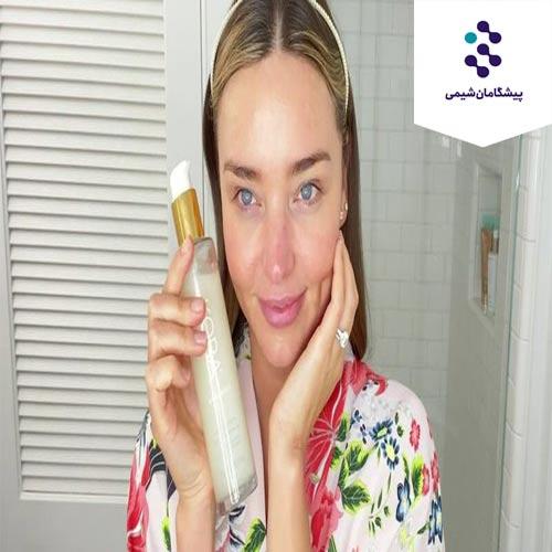 فرمولاسیون پاک کننده دو فاز آرایش