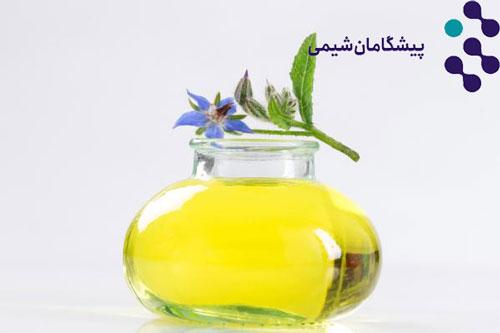Borage flower oil