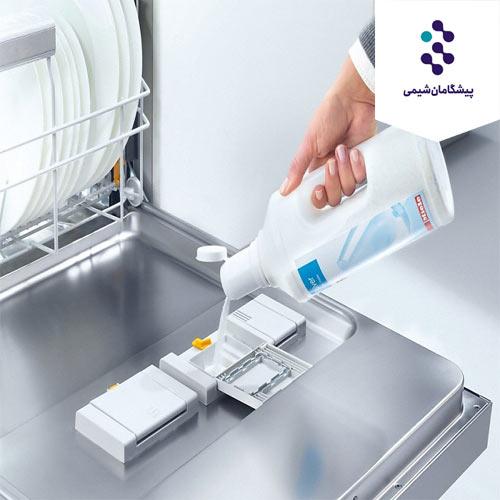 فرمول ژل ماشین ظرفشویی