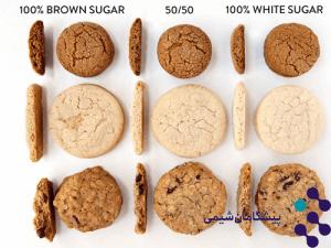 جایگزین شکر در شیرینی پزی