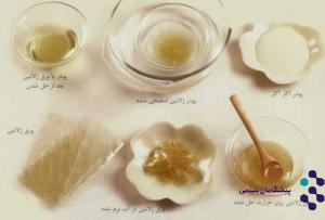 Replace gelatin powder in pastilles