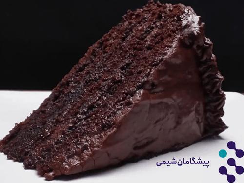 جایگزین پودر کاکائو در کیک