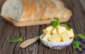 The difference between butter and margarine in sweets