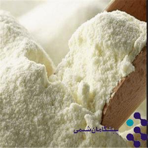 پودر شیر خشک در شیرینی پزی