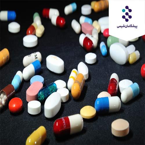 روان کننده ها در محصولات دارویی جامد