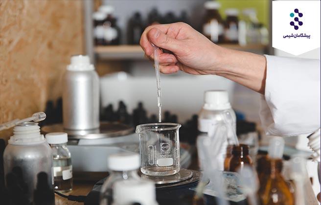 فرآیند تولید عطر