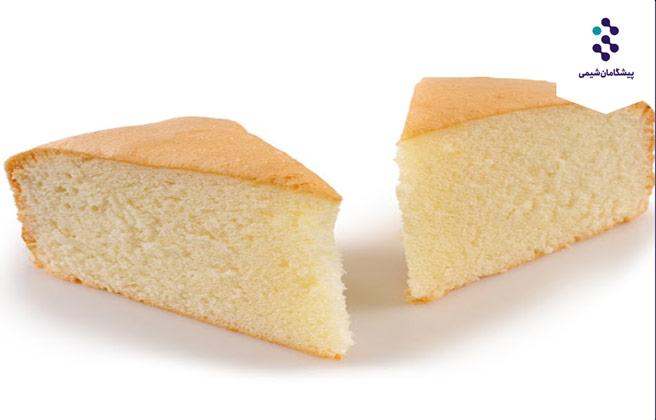 شکر زیاد در کیک