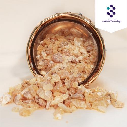 کاربرد صمغ عربی در صنایع غذایی