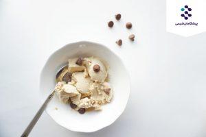 نقش تثبیت کننده و امولسیفایر در بستنی