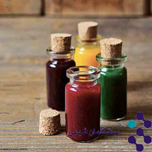 Prices of essential oils and food coloring