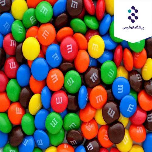 رنگ های غذایی مصنوعی